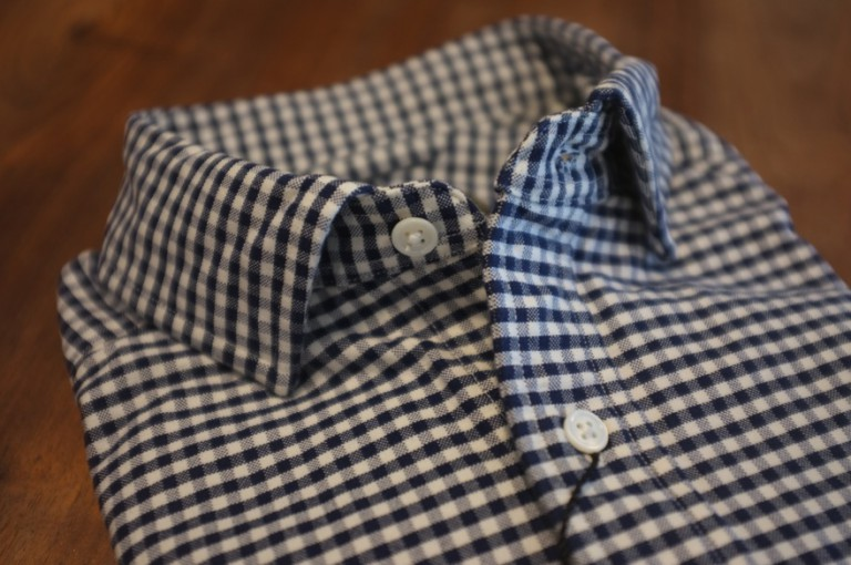 Nigel Cabourn   BRITISH OFFICERS SHIRT