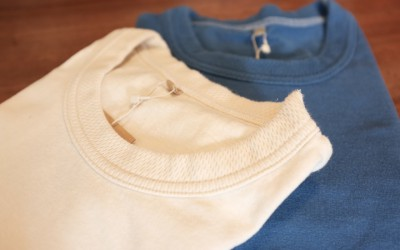 Nigel Cabourn   CREW NECK SHIRT