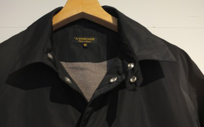 A VONTADE   Sprit Raglan Coaches Jacket