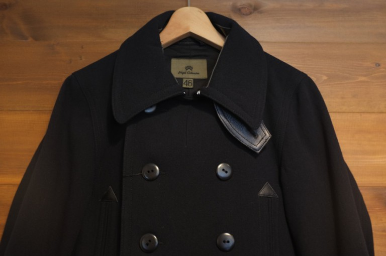 Nigel Cabourn   MILITARY PEA COAT