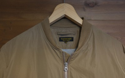 A VONTADE   Aviator Jacket Ⅱ