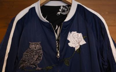 BRU NA BOINNE   OWL ジャンパー