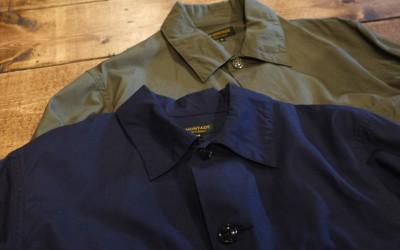 A VONTADE   Poplin Utility Shirt