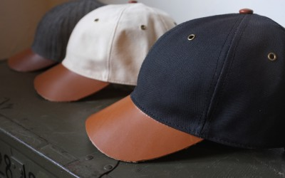 NEW YORK HAT   CANVAS NEW EDGE & DENIM TENNIS