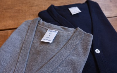 quotidien   V-Neck Cardigan