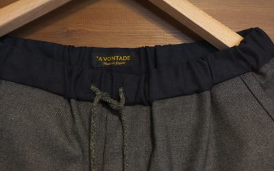 A VONTADE   Slim Easy Slacks