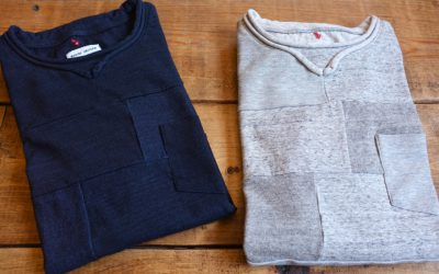 NATIC   Patchwork Pocket Tee