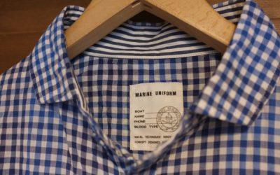 NATIC   Gingham Check S/S Shirt