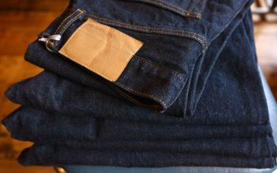 ORDINARY FITS   5PKT ANKLE DENIM