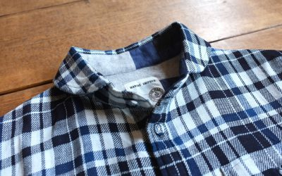 NATIC   Vintage Check Shirt