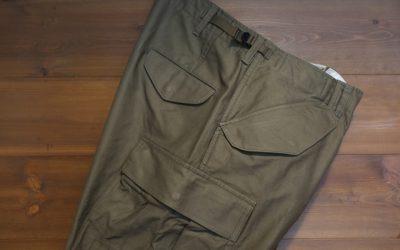 A VONTADE   M-1951 Trousers Modify