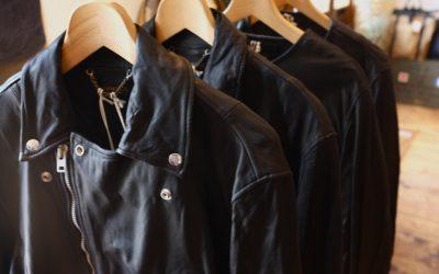 A VONTADE   Roadmaster Jacket & No Collar Riders Jacket