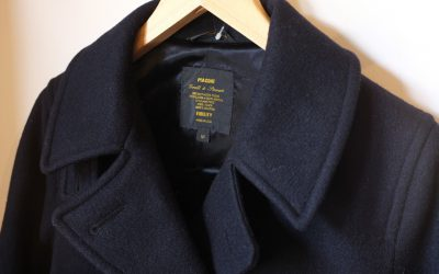 FIDELITY   24oz MEDIUM PEA COAT