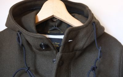 FIDELITY   24oz MODS HOOD COAT