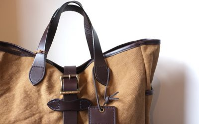 FILSON   RUGGED CANVAS TOTE