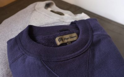 Nigel Cabourn   VINTAGE SWEAT SHIRT