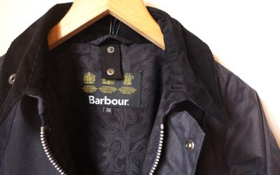 Barbour   Bedale SL Window Pane Check
