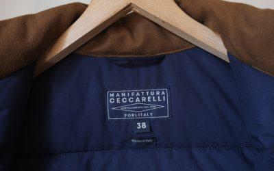 MANIFATTURA CECCARELLI   7901-ZD GOOSE DOWN VEST