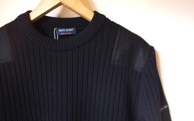 SAINT JAMES   Army Sweater 再…