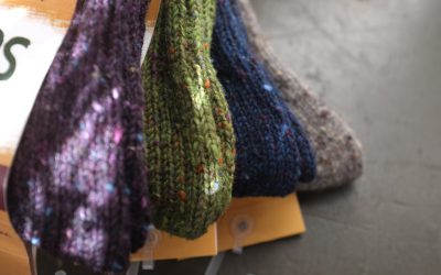 GRANGE CRAFT   COUNTRY SOCKS