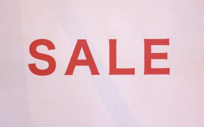 THE SALE!