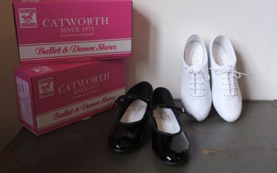 CATWORTH   Jazz Shoe & Low Heel Syllabus