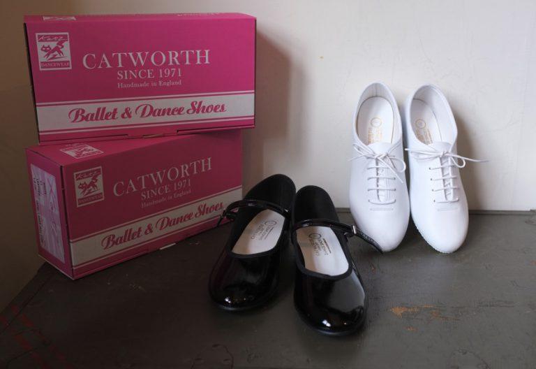CATWORTH   Jazz Shoe & Low Heel Syllabus