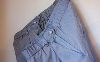 NATIC   Marine ガウチョ Pants