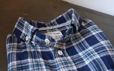 NATIC   Marine Check Short Sleeve Shirt