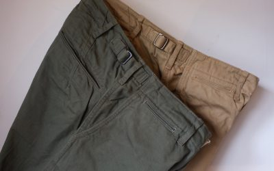 A VONTADE   Classic Chino Trousers -Regular Fit-