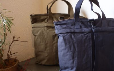 Nigel Cabourn   AIR FORCE BAG (HALFTEX)