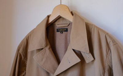 A VONTADE   M-41 Jacket Modify