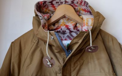 SIERRA DESIGNS   PENDLETON T&E MOUNTAIN PARKA