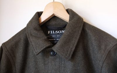 FILSON   MACKINAW WOOL CRUISER