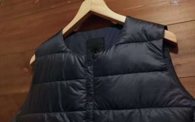 DESCENTE ALLTERRAIN   H.C.S.DOWN VEST