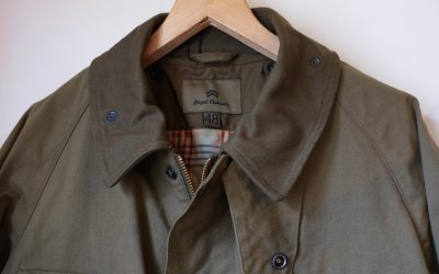 Nigel Cabourn   HUNTING JACKET (HALFTEX)