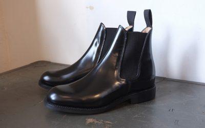 SANDERS   Military Chelsea Boot