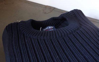SAINT JAMES   Army Sweater  再..