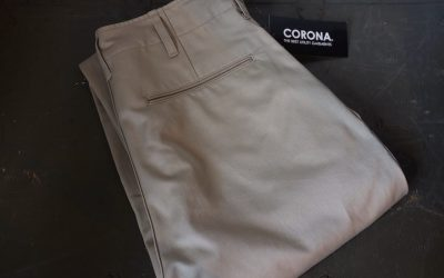 CORONA   DESERT SLACKS (ZIPPER FLY)