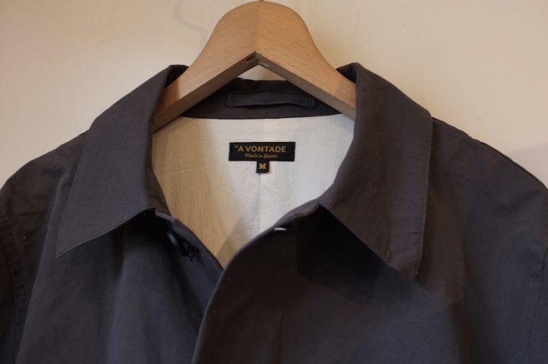 A VONTADE   Wrincle Mac Coat