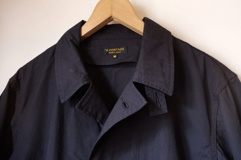 A VONTADE   Utility Coverall Jacket