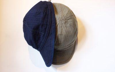 Nigel Cabourn   BASIC CAP (HERRINBONE)