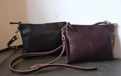 SLOW   Pouch Shoulder Bag