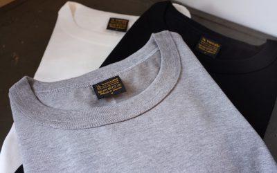 A VONTADE   6.5oz Silket Pocket T-Shirts