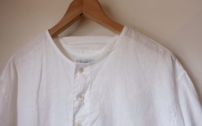 ORDINARY FITS   PAJAMA SHIRTS linen