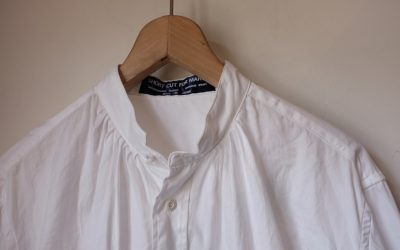 SHORT CUT FOR MARKS   Tuck Gather shirt