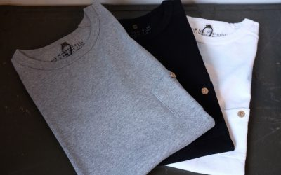Nigel Cabourn   Basic T-Shirt