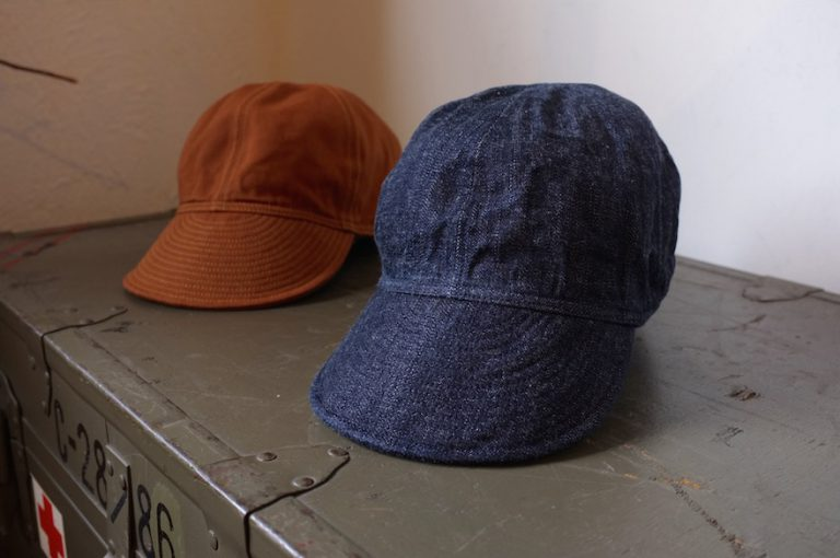 STEVENSON OVERALL   Mechanic Cap-MC