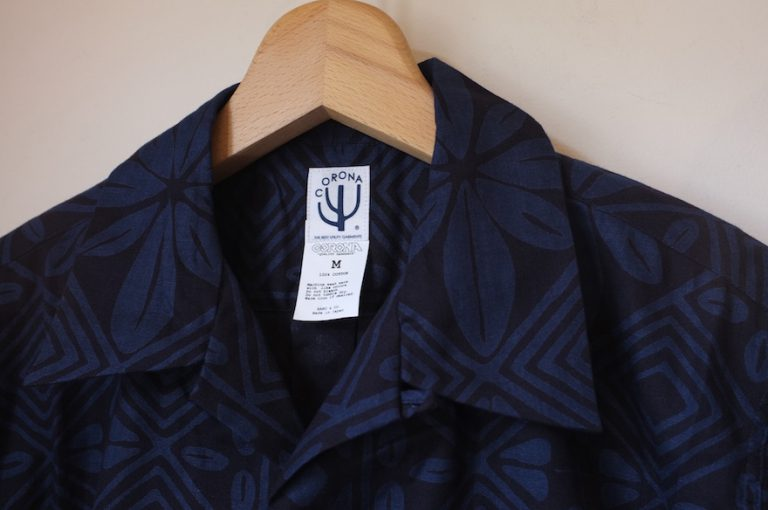 CORONA   FRENCH CAFFE SHIRT S/S