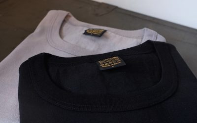 A VONTADE   Tube Pocket T-Shirt L/Sleeve